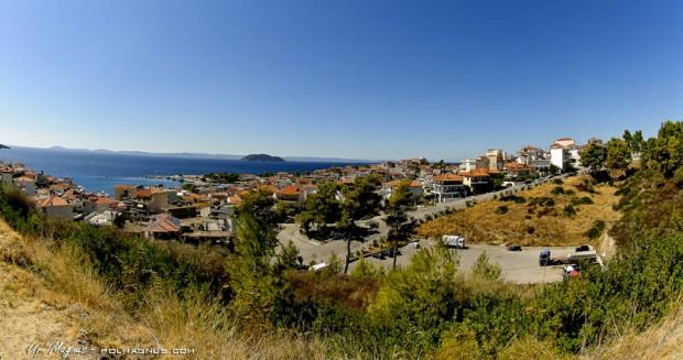 צפון יוון - הכפר neos marmaras