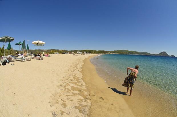 destenika beach- צפון יוון - חלקידיקי - סיטוניה