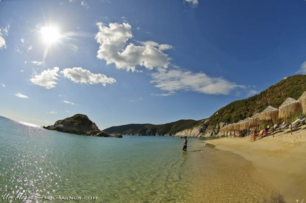 kalamitsi beach - צפון יוון - חלקידיקי - סיטוניה