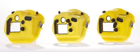 האפשרות של מארז Essex מדגם Slant-X Nodular להחליף 3 סוגים שונים של מצלמות הוא פיתרון מצויין למשתמשים בcanon