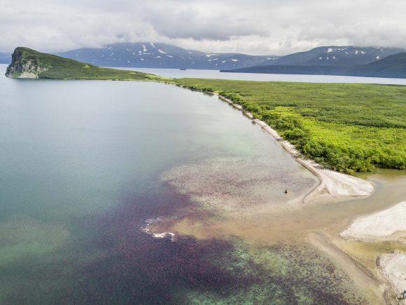אגם קוריל - קמצטקה